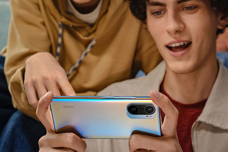 Xiaomi Redmi K40 | Tần số quét 120 Hz, tần số nhận cảm ứng đạt 360 Hz