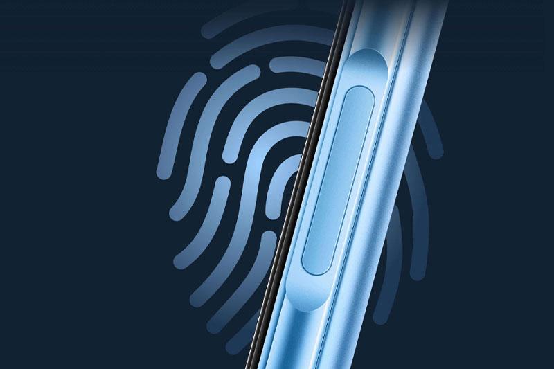 Điện thoại Realme Q2 | Cảm biến vân tay