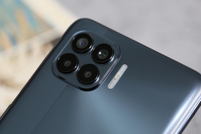 Cụm 4 camera với cảm biến chính 48 MP | OPPO A93