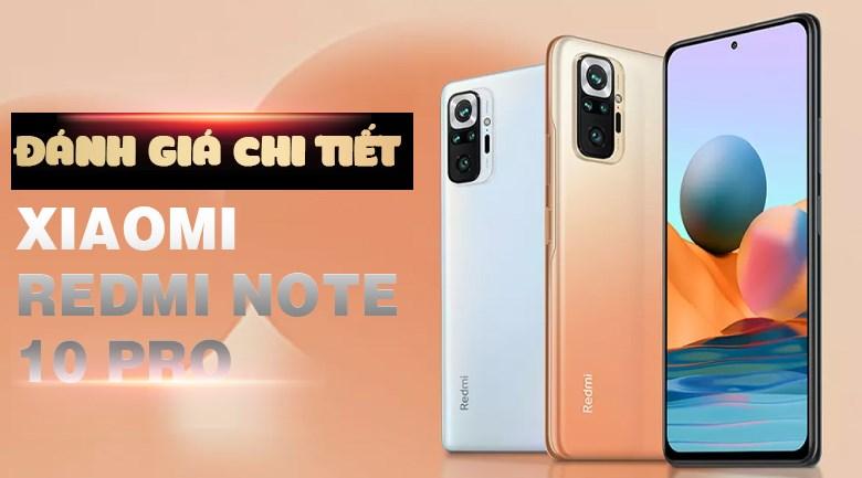 Xiaomi Redmi Note 10 Pro (8GB/128GB)