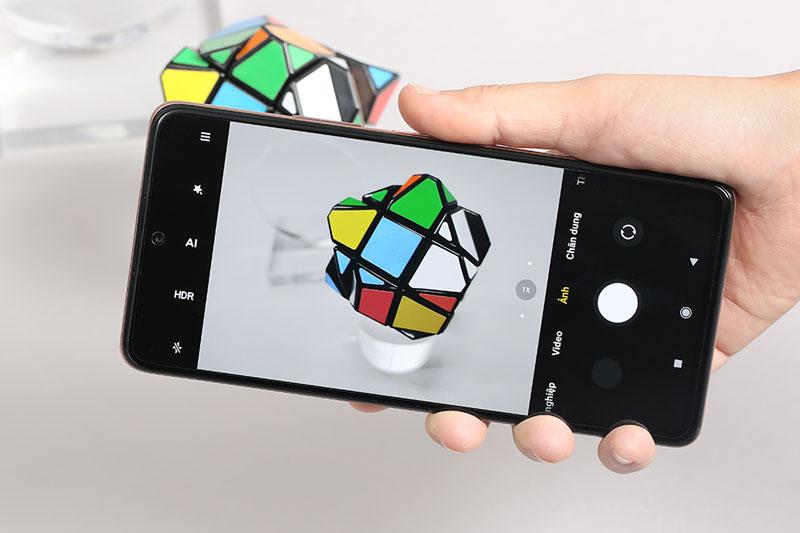 Xiaomi Redmi Note 10 Pro (8GB/128GB)   Giao diện chụp ảnh