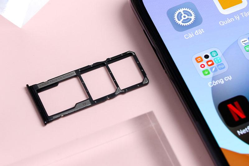 Xiaomi Redmi Note 10 Pro (8GB/128GB)   Hỗ trợ thẻ nhớ ngoài