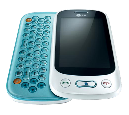 LG Wink Wifi GT350i-hình 3