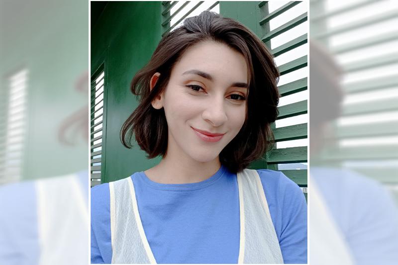 Camera selfie 5 MP tích hợp tính năng làm đẹp AI | OPPO A15