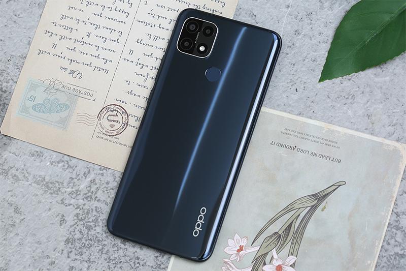 Mặt lưng 3D với thiết kế mỏng | OPPO A15
