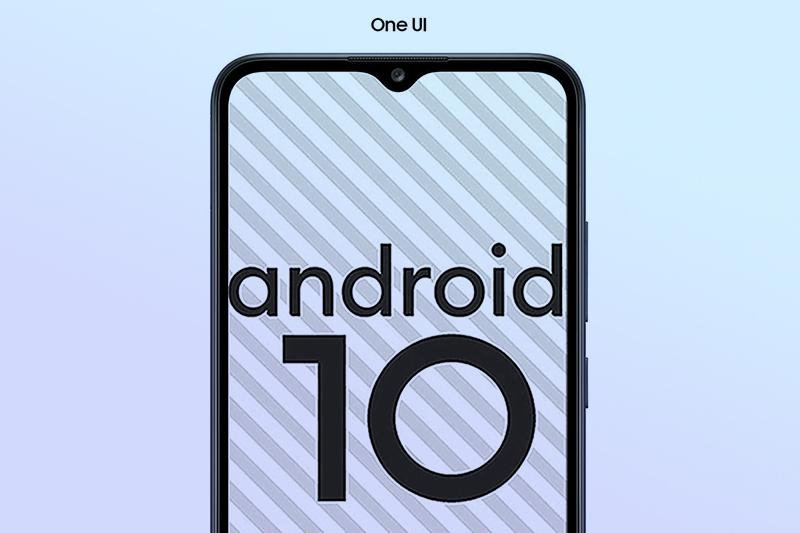 Samsung Galaxy M02 | Sử dụng hệ điều hành Android 10 tiện lợi