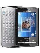 Xem bộ sưu tập đầy đủ của Điện thoại di động Sony Ericsson XPERIA X10 mini pro