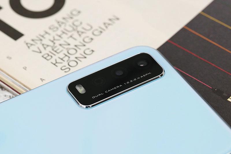 Điện thoại Vivo Y12s | Bộ đôi camera AI