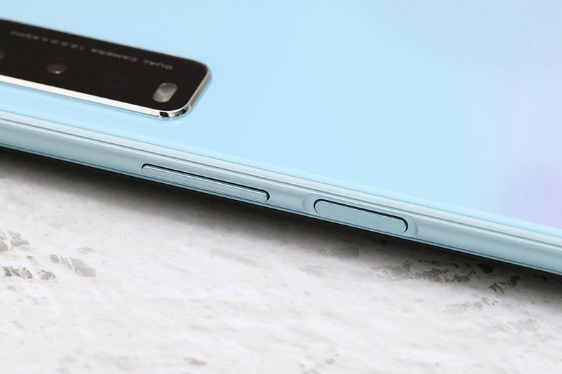 Điện thoại Vivo Y12s | Vị trí cảm biến vân tay tích hợp nút nguồn