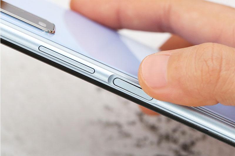 Điện thoại Vivo Y12s | Mở khóa bằng vân tay