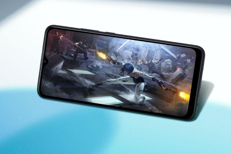 Điện thoại OPPO A15s | Hiệu năng giải trí ổn định