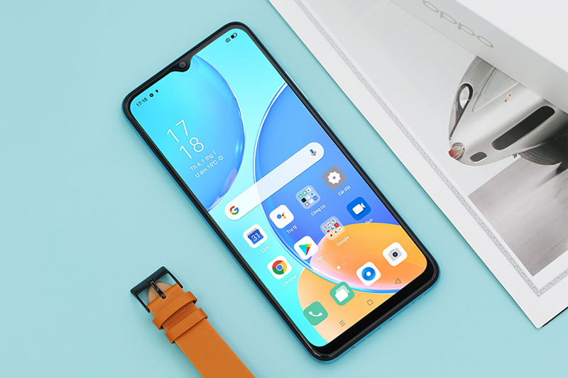 Điện thoại OPPO A15s | Hiệu năng mượt mà
