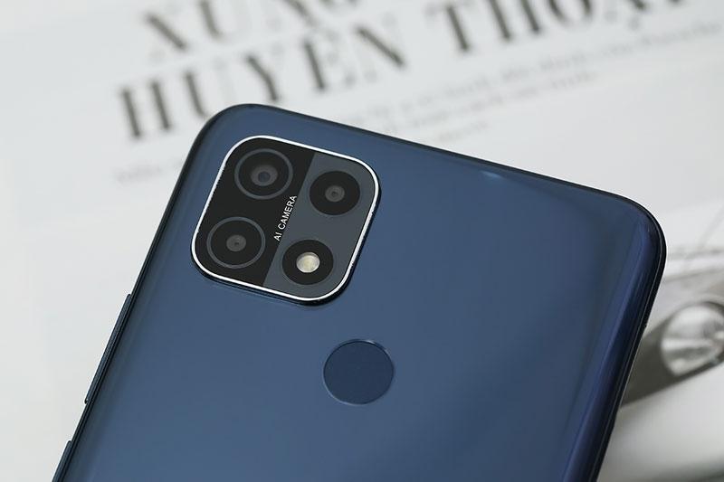Điện thoại OPPO A15s | Bộ 3 camera 13 MP
