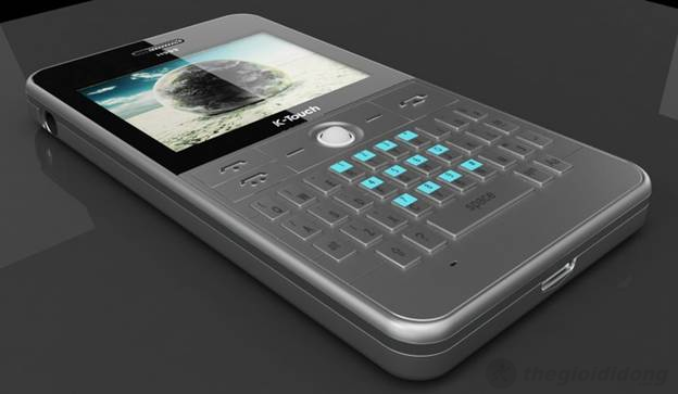 k-touch h999