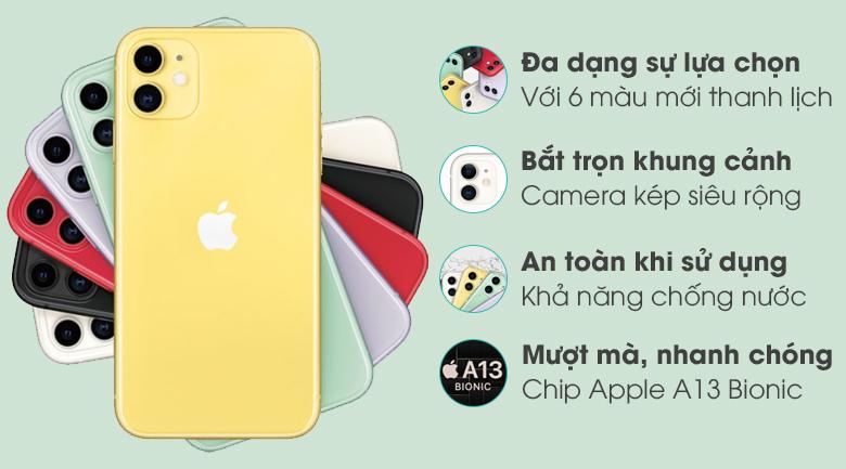 iPhone 11 256GB (Hộp cũ)