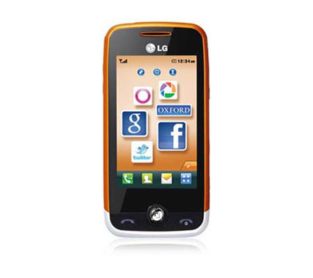 LG GS290 Cookie Fresh-hình 5
