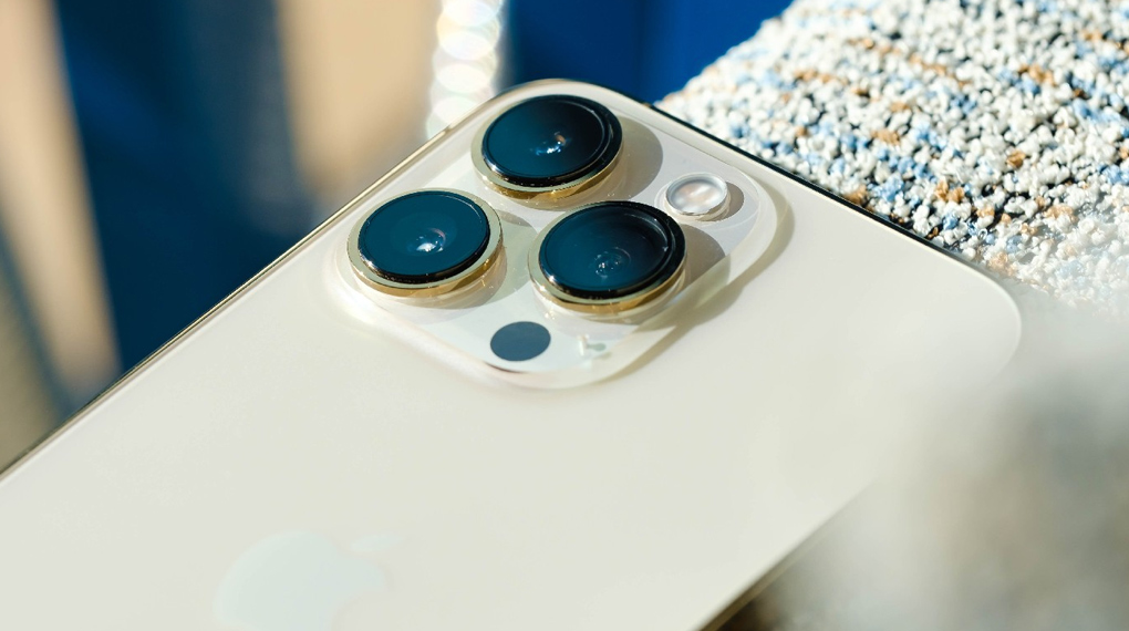 Bộ ba ống kính chuyên nghiệp - iPhone 13 Pro 128GB