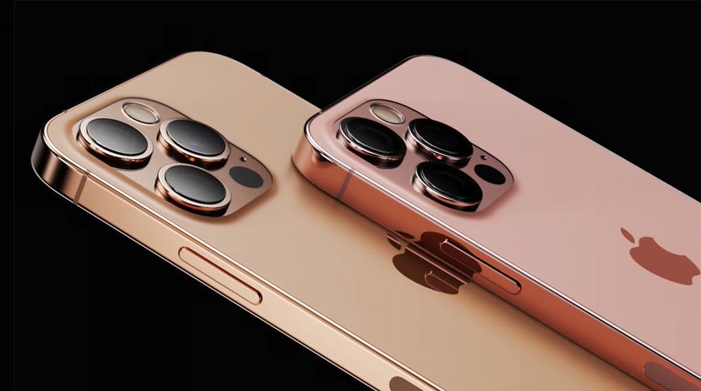 iPhone 2021 Pro | Thiết kế vuông vức