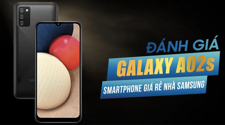 Samsung Galaxy A02s (3GB/32GB)