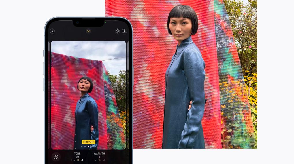 Dải màu chuẩn điện ảnh P3 - iPhone 13 Pro Max 128GB