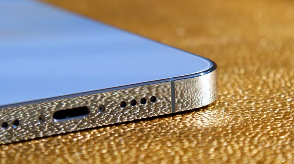 Viền thép cao cấp - iPhone 13 Pro Max 128GB