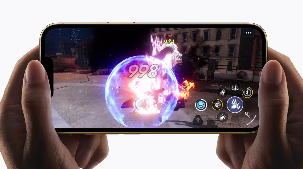 Mang đến trải nghiệm mượt mà - iPhone 13 Pro Max 128GB