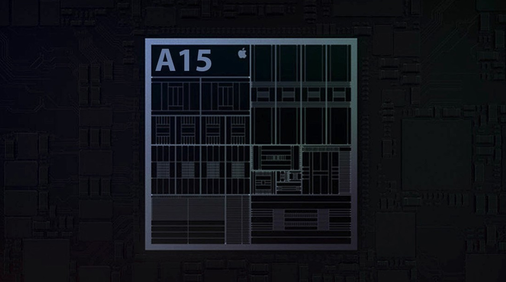 iPhone mới | Trang bị chip Apple A15 Bionic