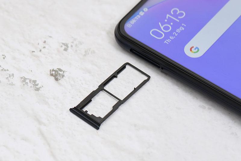 Điện thoại Vivo Y12s (4GB/128GB) | Khay sim