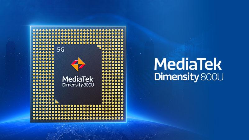 Xiaomi Redmi Note 9 5G | Trang bị MediaTek Dimensity 800U 5G 8 nhân