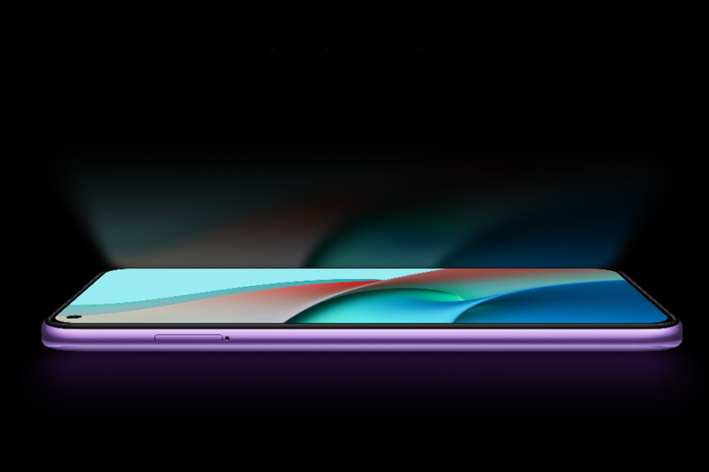 Xiaomi Redmi Note 9 5G | Mặt kính cường lực, hạn chế ánh sáng xanh