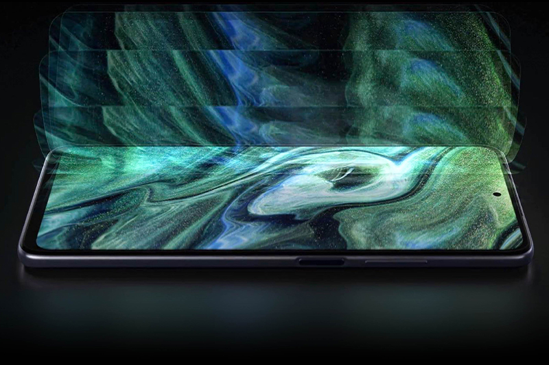 Máy hỗ trợ màn hình 120 Hz mượt mà | Xiaomi Redmi Note 9 Pro 5G