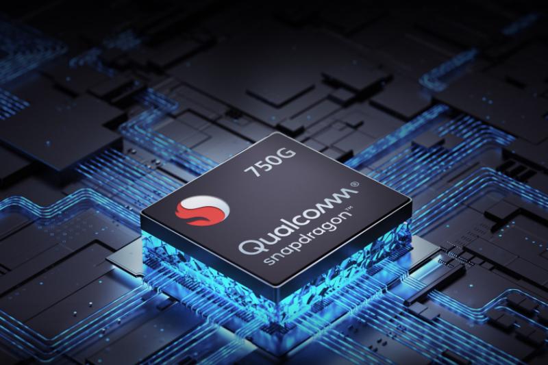 Máy trang bị chip Snapdragon 750G 5G mạnh mẽ | Xiaomi Redmi Note 9 Pro 5G