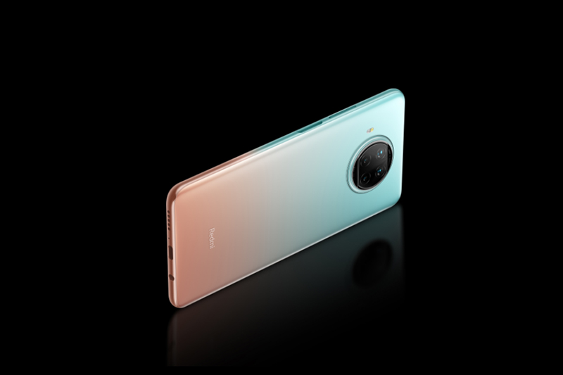 Máy sở hữu RAM 8 GB và ROM 256 GB | Xiaomi Redmi Note 9 Pro 5G