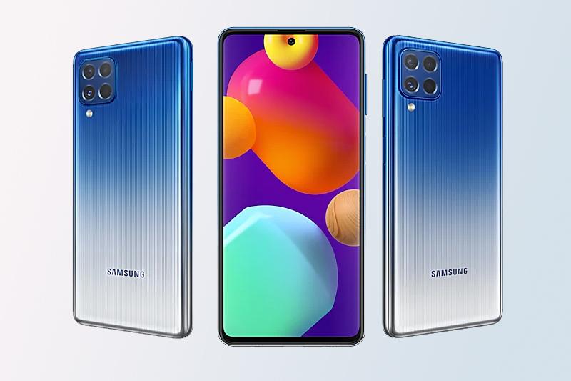 Samsung Galaxy M62 | Cấu tạo khung và mặt lưng từ nhựa cao cấp