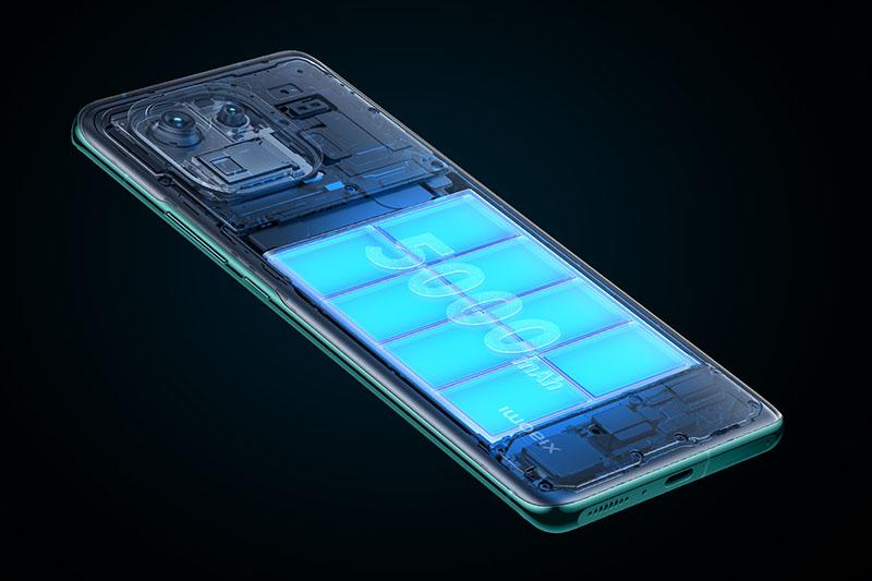 Viên pin 5000 mAh Xiaomi Mi 11 Pro 2021