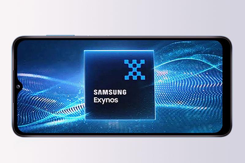 Samsung Galaxy M12 | Trang bị bộ vi xử lý Exynos 850 8 nhân