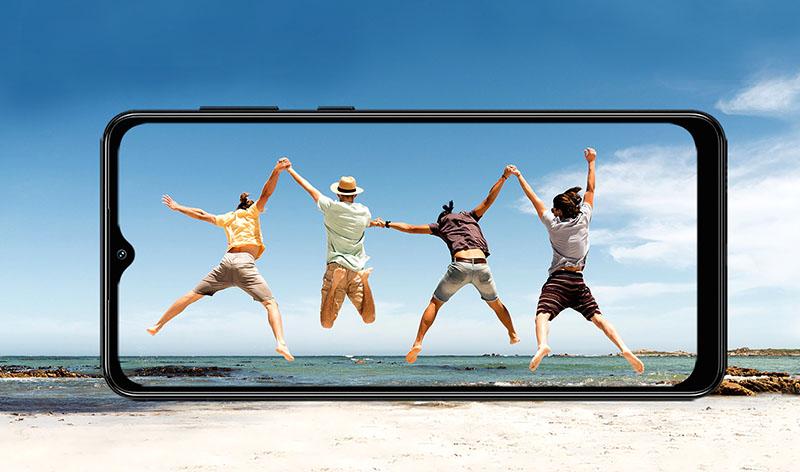 Samsung Galaxy M12 | Khả năng quay video Full HD ở tốc độ 30 khung hình / giây