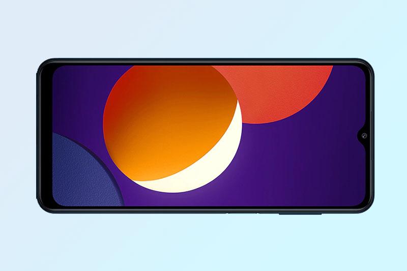 Samsung Galaxy M12 | Màn hình giọt nước Infinity-V có kích thước lớn lên đến 6.5 inch