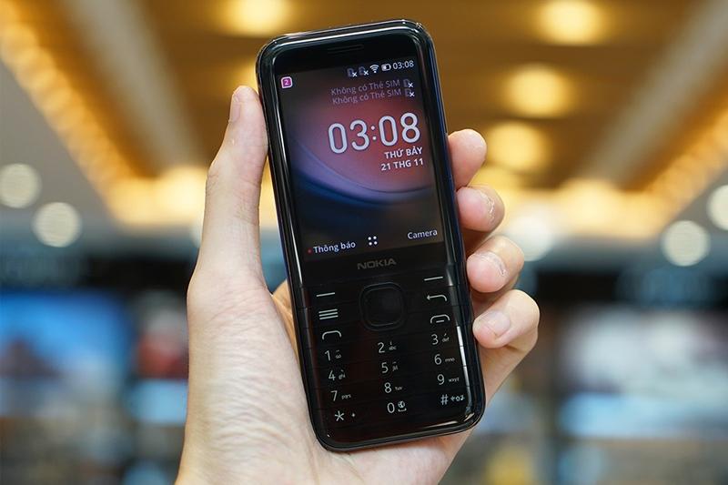 Màn hình TFT LCD 2.8 inch | Nokia 8000 4G