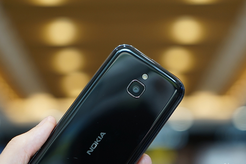 Thiết kế mặt lưng | Nokia 8000 4G