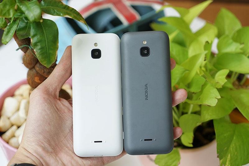 Mặt sau chứa camera VGA đủ dùng | Nokia 6300 4G