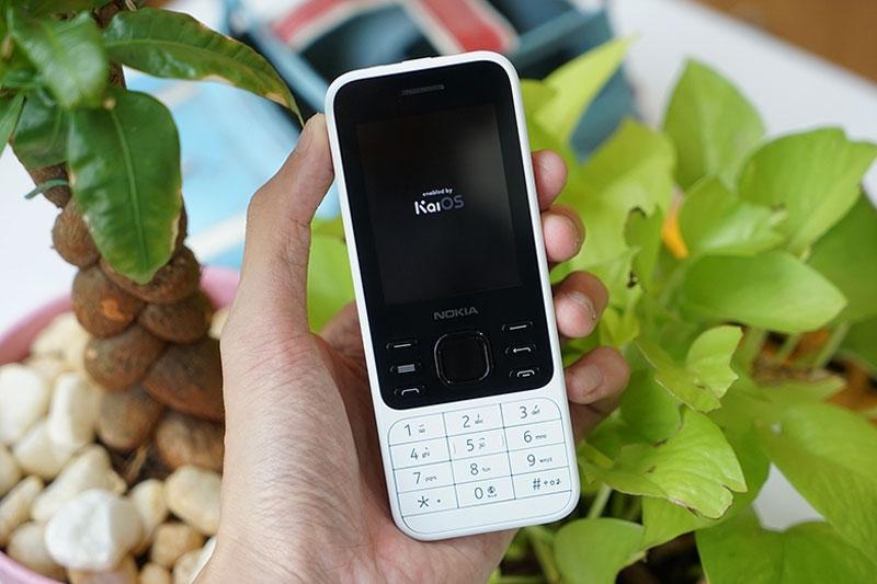 Máy chạy trên hệ điều hành KaiOS | Nokia 6300 4G