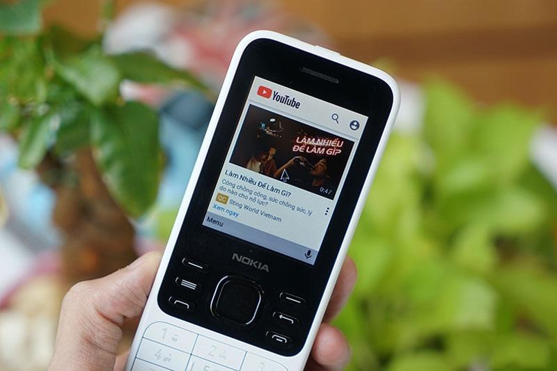 Thoải mái giải trí trên mạng xã hội | Nokia 6300 4G
