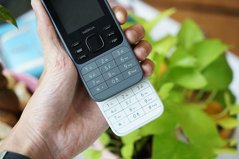 Bàn phím T9 quen thuộc | Nokia 6300 4G