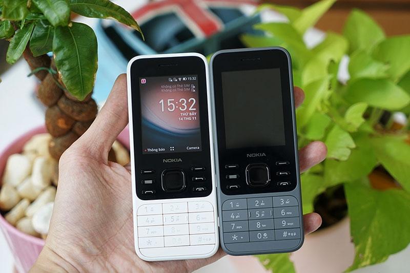 Thiết kế nhỏ gọn hiện đại | Nokia 6300 4G