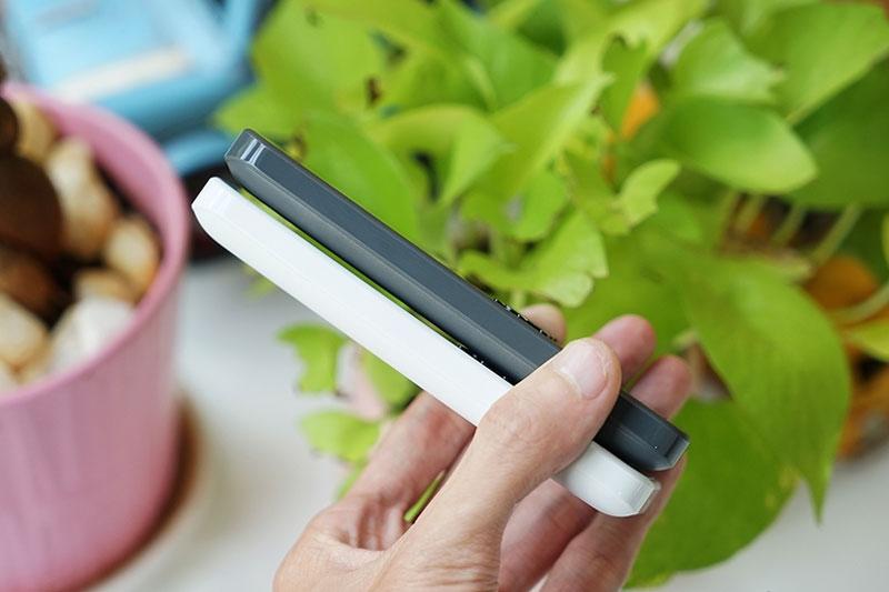 Các cạnh bo cong cùng lớp vỏ nhựa bền bỉ vô đối | Nokia 6300 4G