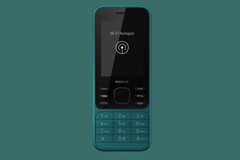 Chia sẻ wifi ngay với bạn bè | Nokia 6300 4G