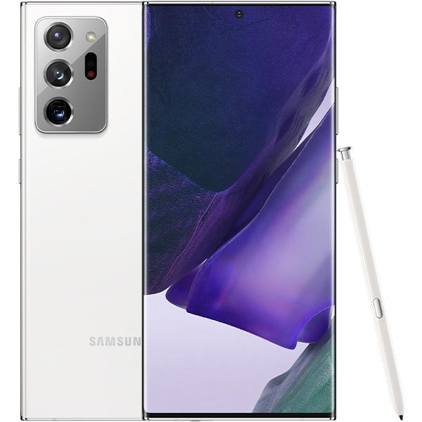Điện thoại Samsung Galaxy Note 20 Ultra 5G Trắng