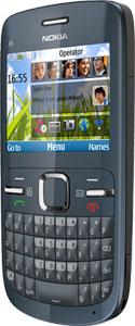 Nokia C3-00-hình 4