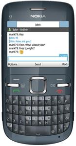Nokia C3-00-hình 2